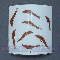 Бра на стену в декоративном стиле одноламповое KODE:343142