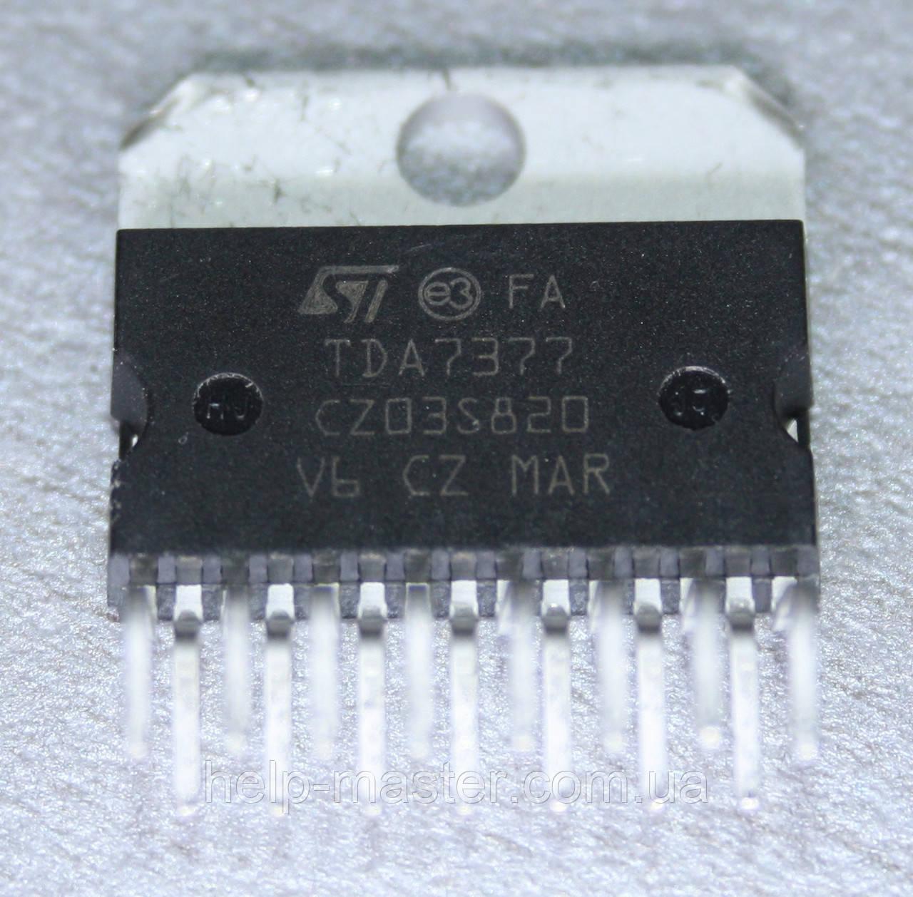 Микросхема TDA7377 (DBS15)