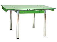 Стол раскладной GD-082 зеленый (Signal TM)