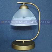 Лампа настольная в декоративном стиле светильник одноламповая KODE:466231