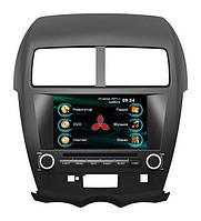 Головное мультимедийное устройство Mitsubishi ASX
