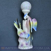 Лампа настольная в декоративном стиле ночник одноламповый жар-птица KODE:363511