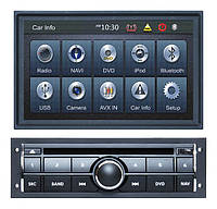Головное мультимедийное устройство Mitsubishi L200, Pajero Sport