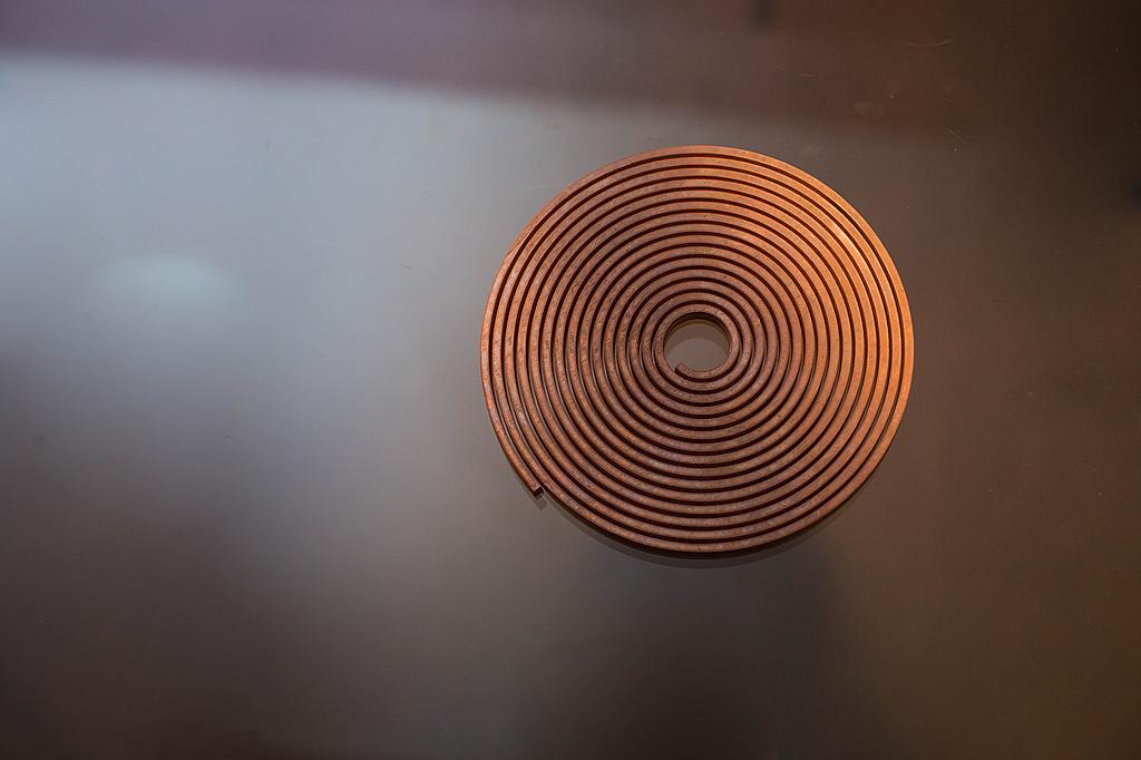 Гидроабразивная резка меди толщиной 6 мм