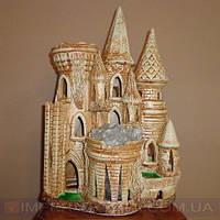 Декоративная лампа соляная светильник замок большой KODE:120614