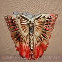 Декоративная лампа соляная светильник Бабочка KODE:465030