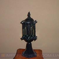 Столбик герметичный уличный для подсветки дорожек садово-парковый KODE:344434