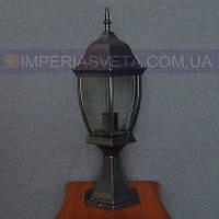 Столбик герметичный уличный для подсветки дорожек садово-парковый KODE:344452