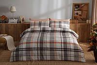 TAC Brand orang сатин семейный комплект постельного белья