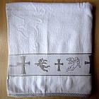 Крестильные полотенца, крыжма. Розница и опт.