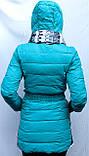 Пуховик куртка женская, фото 2