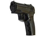 Пневматический пистолет Crosman C-11, пистолет имеет 12-ти граммовый баллон, 18-ти зарядный, Crosman c11