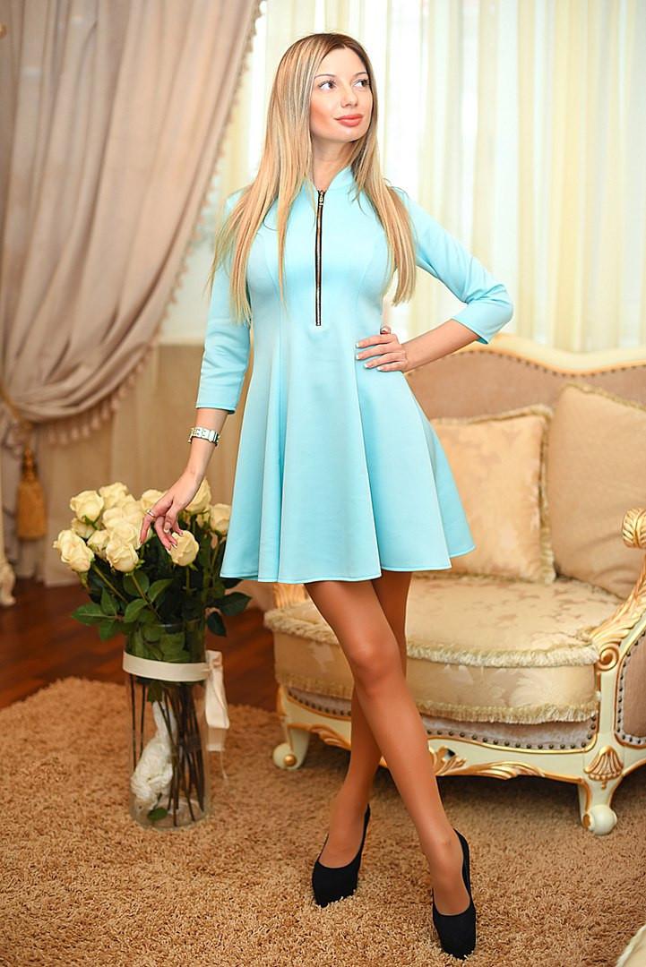 """Стильное молодежное платье мини """" Прибой """" Dress Code  - Brandmarket в Одессе"""
