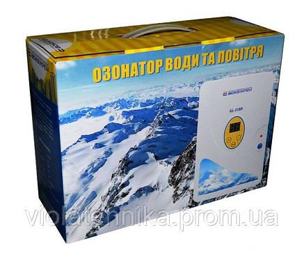 Бытовой озонатор для воды и воздуха АскоУкрем GL-3189, фото 2