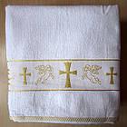 Крыжма, крестильные полотенца. Розница и опт.