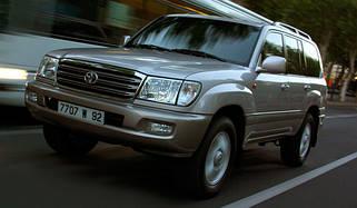 Тюнинг Toyota Land Cruiser 100 (1998-2007)