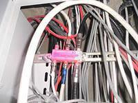 Прокладка телефонного провода