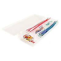 140 штук Набор U-образных кабелей-перемычек