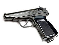 Пистолет 28-й серии МР-654к. Пневматический пистолет МР-654к, +упаковка 200 шаров. Пистолет копия Макарова ПМ