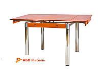 Стол раскладной GD-082 оранжевый (Signal TM)