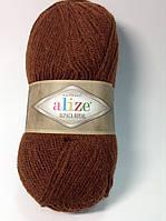Пряжа alpaca royal - цвет коричневый