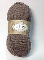 Пряжа alpaca royal - цвет какао