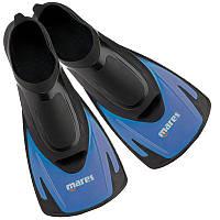 Ласты Mares Hermes тренировочные с короткими лопастями (синие), фото 1