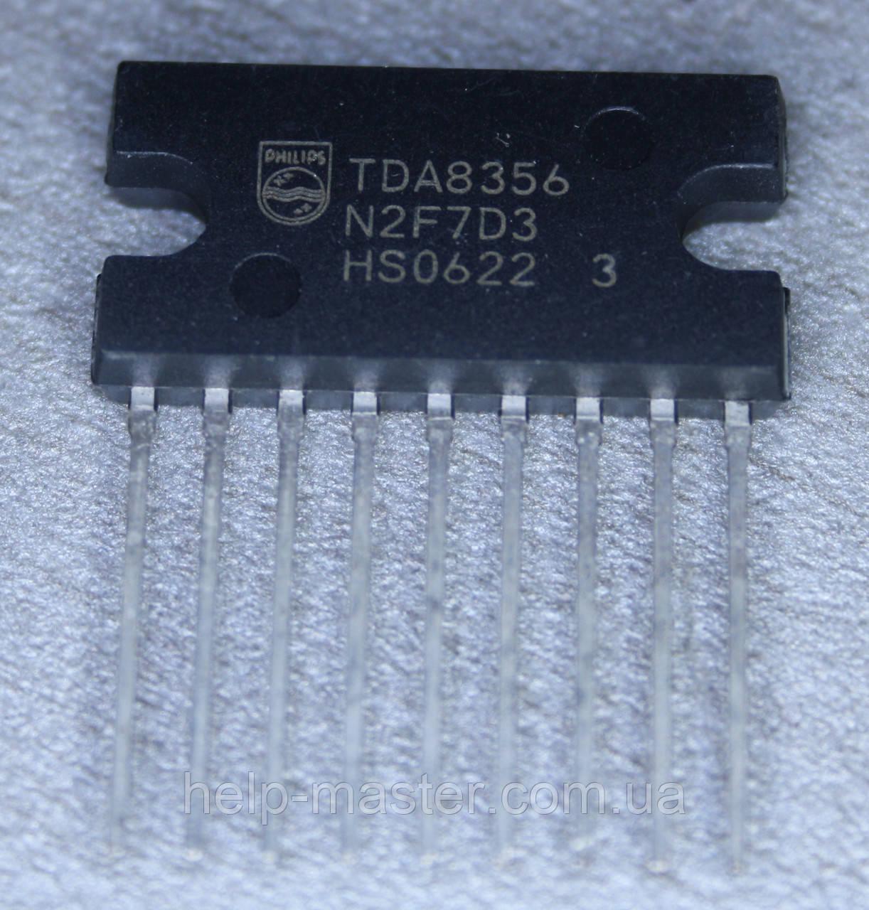 Микросхема TDA8356 (SIL9P)