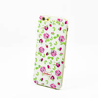 Чехол Diamond Silicone Lenovo A2020 (Vibe C) Cath Kidston Wedding Flowers