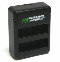 Wasabi Power Dual Charger - двойная зарядка для GoPro HERO 4