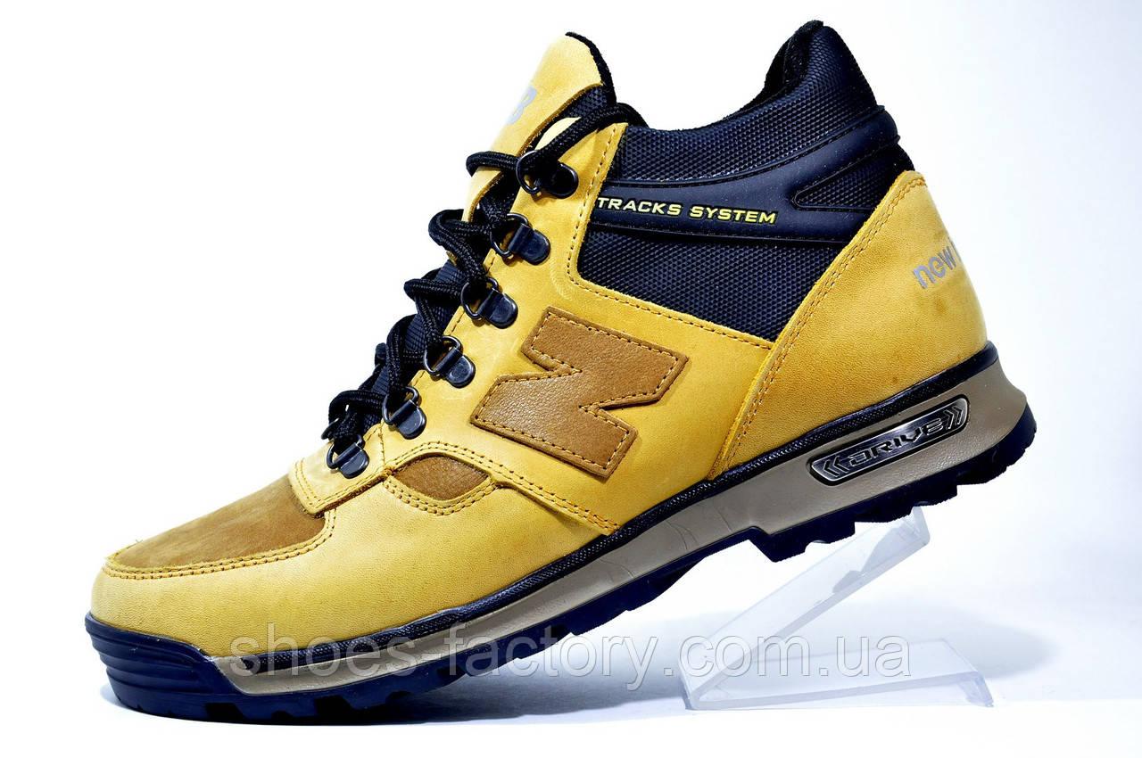 Мужские зимние ботинки в стиле New Balance