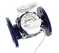 Турбинный счетчик холодной воды MeiStreamRF со встроенным радиомодулем и электронным счетным механизмом eRegis