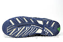 Мужские зимние ботинки в стиле New Balance, Синие, фото 3