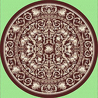 Ковер круглый классика 2х2