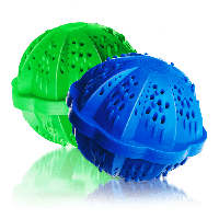 Турмалиновые сферы для стирки, 2 шт
