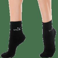 Носки с точечным нанесением турмалина, размер 22 см.