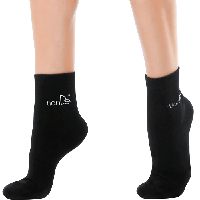 Носки с точечным нанесением турмалина, размер 26 см.