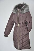 Зимнее женское пальто р-р 48-56 на тройном синтепоне