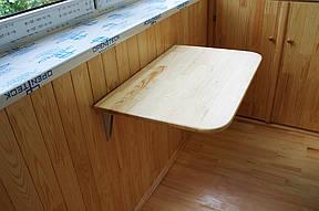 Раскладной столик на балкон.