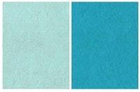 Набор фетр листовой_голубой 3,0 мм