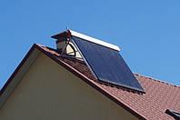 Система  солнечного подогрева воды - гелиоколлекторы-простой способ сделать жизнь комфортнее.