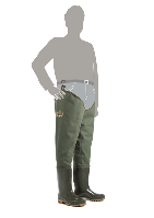 Заброды Demar Grand Waders 3190/44