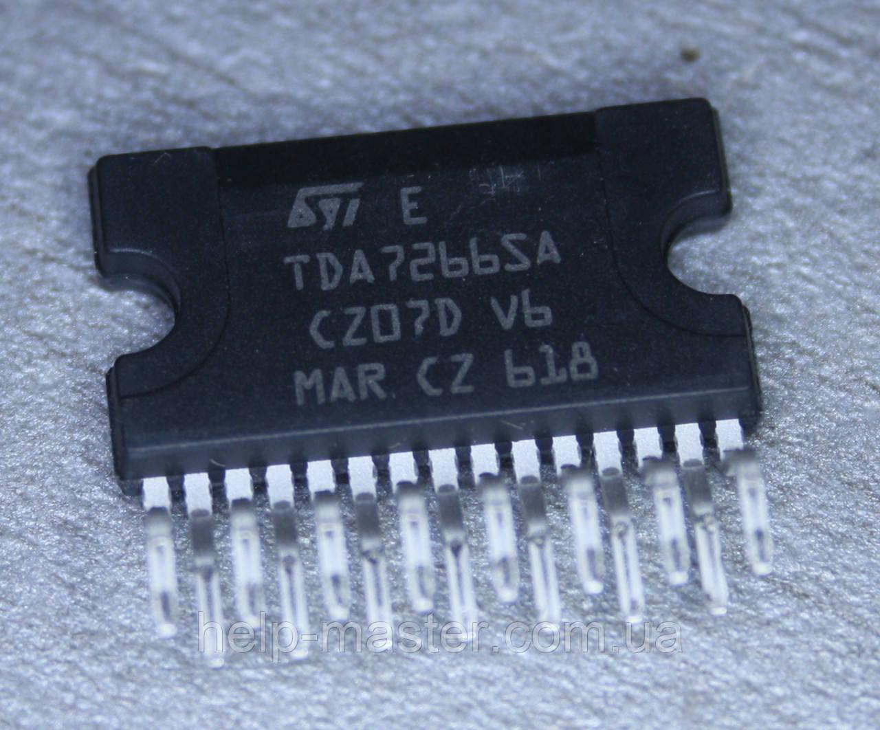 TDA7266SA; ( CLIPWATT15)