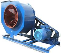 ВРП №5 пылевой вентилятор  схема 5