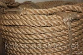 Тросовой канат свивки д.16 мм, фото 1