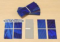 Солнечные элементы 52х19мм - 40 шт.