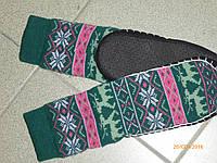 """Носки женские шерстяные с резиновой подошвой """"LOOKeN"""" (35-38)(39-42)"""