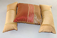 Комплект подушек  тафта, 3шт