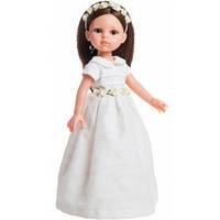 Кукла невеста Керол  32 см  Paola Reina 04901