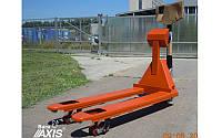 Рокла с весами Аксис 4BDU1000Р-В А-Б, до 1000 кг